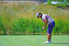 Christina Kim LPGA Safeway Classic Royalty Free Stock Image