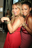 Christina Milian,Heather Betts Stock Image