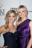Christina Moore, Missi Pyle,. Christina Moore and Missi Pyle  at The Artist Special Screening, AMPAS Samuel Goldwyn Theater, Beverly Hills, CA 11-21-11 Stock Photography