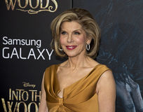 Christine Baranski Immagine Stock