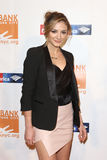 Christine Evangelista. NEW YORK-APR 19: Christine Evangelista attends the Food Bank for New York City`s Can-Do Awards Dinner 2017 at Cipriani`s on April 19, 2017 Royalty Free Stock Image