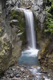 christine falls Royaltyfri Bild