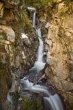 Christine Falls Mt mer regnig NP Fotografering för Bildbyråer