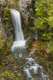Christine Falls (Mt Rainier NP0 Royalty Free Stock Image