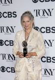 Christine Jones at 2018 Tony Awards royalty free stock images