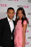 Christine Teigen,John Legend Stock Image