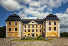 Christinehof slott Royalty Free Stock Images