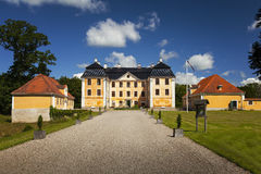 Christinehofs castle Sweden Royalty Free Stock Photo