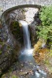 Christines vattenfall Royaltyfria Foton