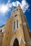 Christliche Kathedrale lizenzfreies stockbild