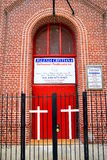Christliche Kirche Lizenzfreie Stockfotos