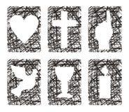 Christliche Symbole Lizenzfreie Stockbilder