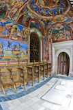 Christliche Wandbilder Stockbild