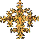 Christliches Kreuz vektor abbildung