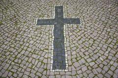 Christliches Kreuz Lizenzfreies Stockfoto