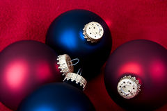 Christma ornaments Royalty Free Stock Image