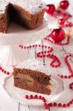 Christmad cake Royalty Free Stock Photos