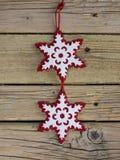 Christmadecoratie Royalty-vrije Stock Foto