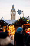 Christmans market in London Royalty Free Stock Image