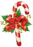 Christmas сaramel сane Stock Photo