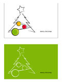 Christmas_012 Royalty Free Stock Images
