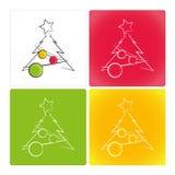 Christmas_014 Stock Afbeeldingen