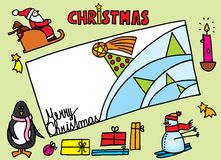 Christmas. Theme and motive on white background. vector image Stock Images