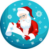 Christmas. Vector illustration of a christmas Royalty Free Stock Image