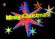 Christmas. So we again come Christmas peace. Image, graphics Royalty Free Stock Image