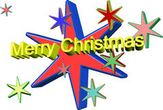 Christmas. So we again come Christmas peace. Image, graphics Stock Images