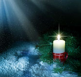 Christmas. Beautiful Christmas Scene.Selective focus stock images