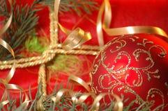Christmas. Theme. Presents for Stock Photo