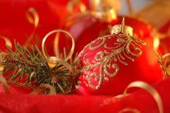 Christmas. Theme. Presents for Stock Photos