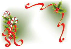 Christmas. Theme. Illustration can be used as a background or postcard Royalty Free Stock Photo