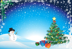 Christmas. Illustration. All elements are editable Royalty Free Stock Photos