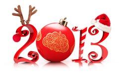 Free Christmas 2013 Stock Image - 34363891