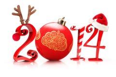 Free Christmas 2014 Stock Photography - 34363922