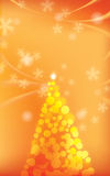 Christmas. Abstract Christmas background. Xmas illustration Stock Image