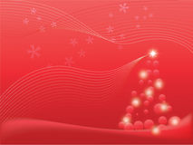 Christmas. Abstract Christmas background. Xmas illustration Stock Photography