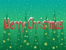 Christmas. Celebratory background, winter landscape, Merry christmas Royalty Free Stock Photos