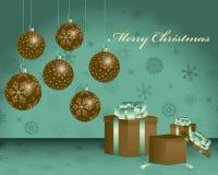 Christmas. Beautiful Christmas (New Year) card. Vector illustration vector illustration