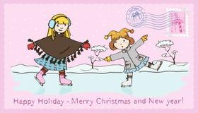 Christmas_3 Libre Illustration