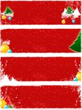 Christmas. Illustration of a greetings christmas card whit decorations Royalty Free Stock Photos
