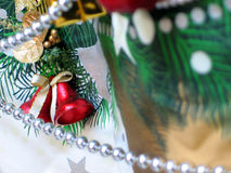 Christmas. Decorations Royalty Free Stock Images