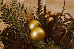 Christmas 8. Christmas decoration Royalty Free Stock Photography