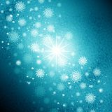 Christmas abstract Royalty Free Stock Photography