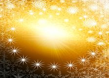 Christmas abstract Royalty Free Stock Photos