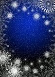 Christmas abstract Stock Image