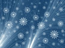 Christmas abstract Royalty Free Stock Photo