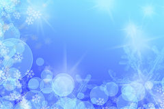 Christmas abstract Royalty Free Stock Images